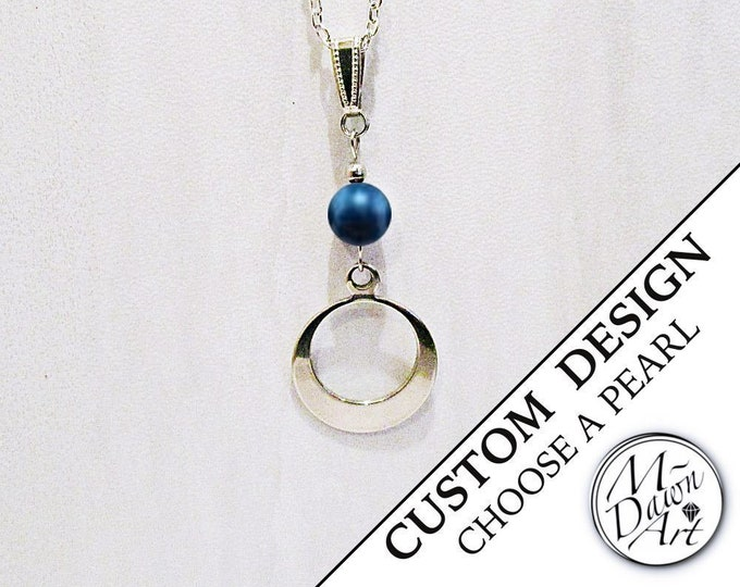 Custom Pendant Necklaces