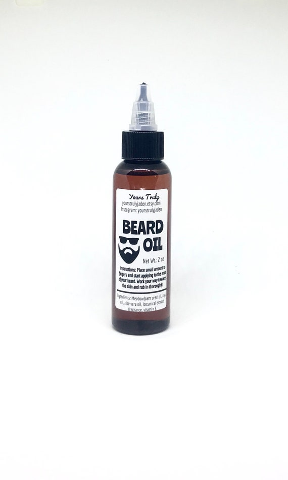Beard Oil - Luxurious Beard Moisturizer