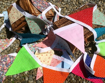 PLAIN Bunting for all Occasions