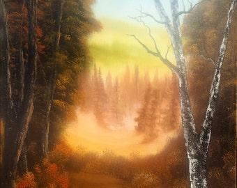 A Stroll in Autumn