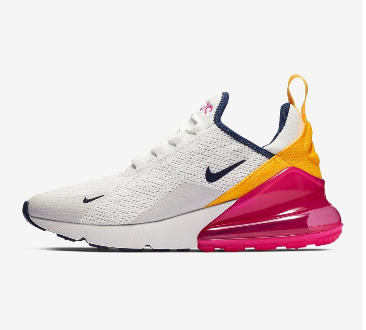 Nike Air Max Cut Out Sneakers Athletic Shoe Midnight Navy