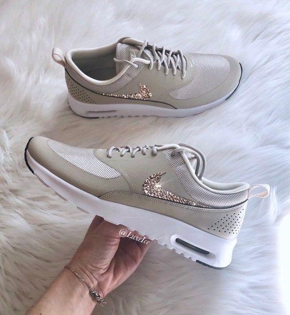 Swarovski Women Nike Air Max Thea String Light  116290f594f