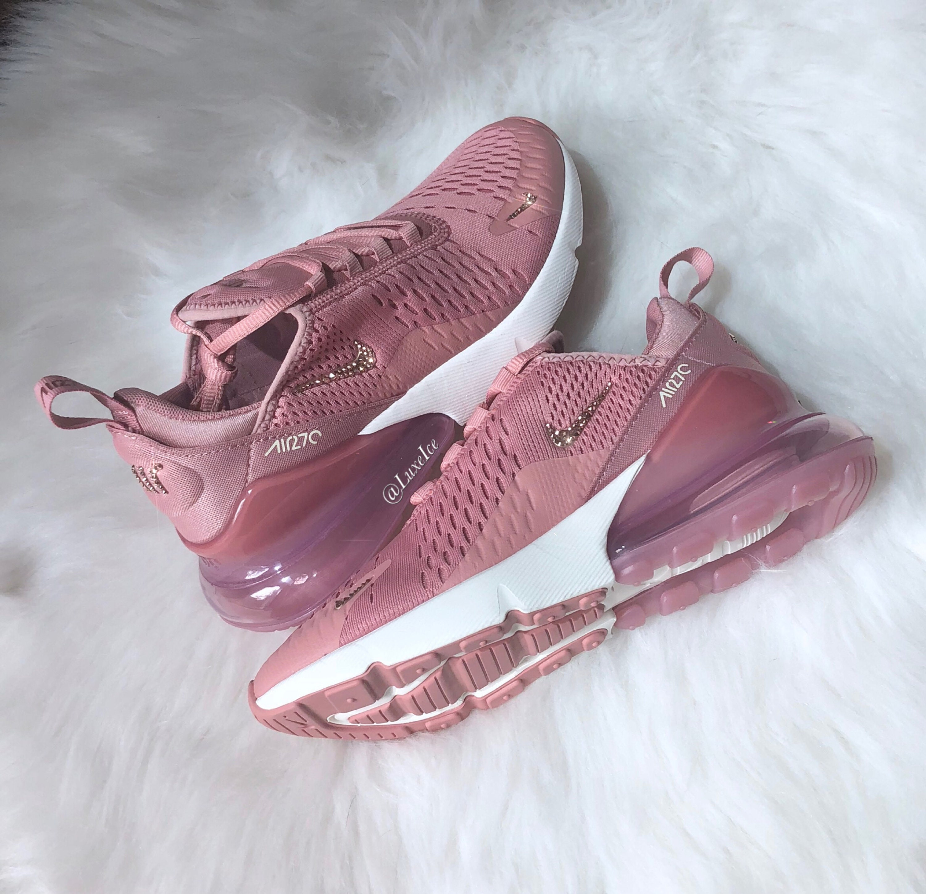 8a326d6dfa7 ... Nike air max rose gold metallic and  great quality 35462 2af2d image 0  image 1 .. ...