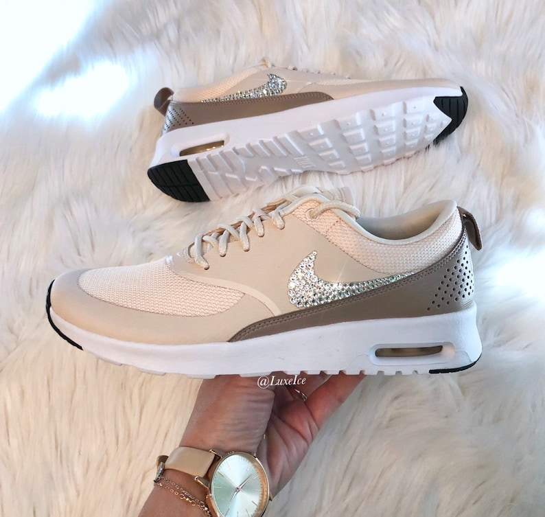 Women s Nike Air Max Thea Guava Ice Diffused Taupe  b9c4b5794