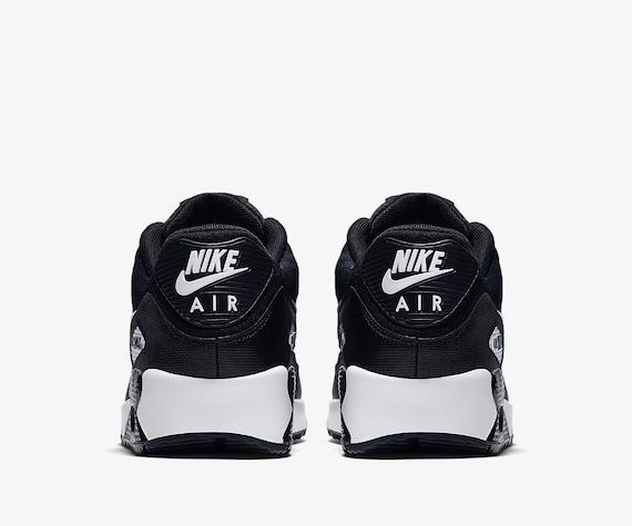 with Air Nike White Crystals SWAROVSKI® Black customized 90 Max WvfqOwYf