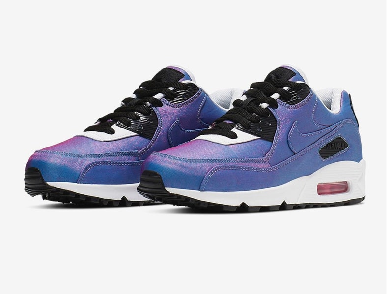 the best attitude fc2f3 cce30 Swarovski Nike Air Max 90 Women's Sneaker Casual Shoes customized with  SWAROVSKI® Xirius Rose-Cut Crystals.