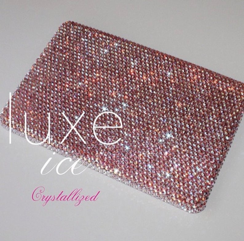 best loved 7564e e32e5 Bling iPad Air Case made with SWAROVSKI® Xirius Rose-Cut Crystals - 12ss