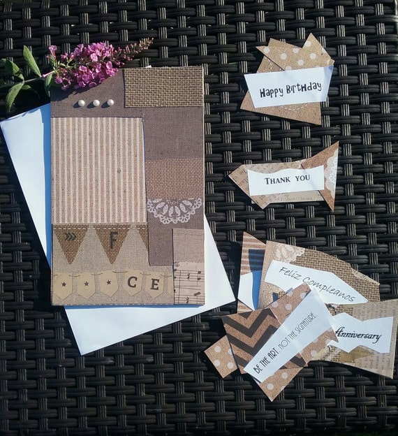 Mix and match handmade greeting cards bonding expressions m4hsunfo
