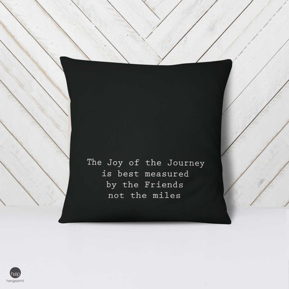 Moving Away Gift Friends Quotes Pillows With Quotes Pillows Etsy Interesting Quotes About Friends Moving Away