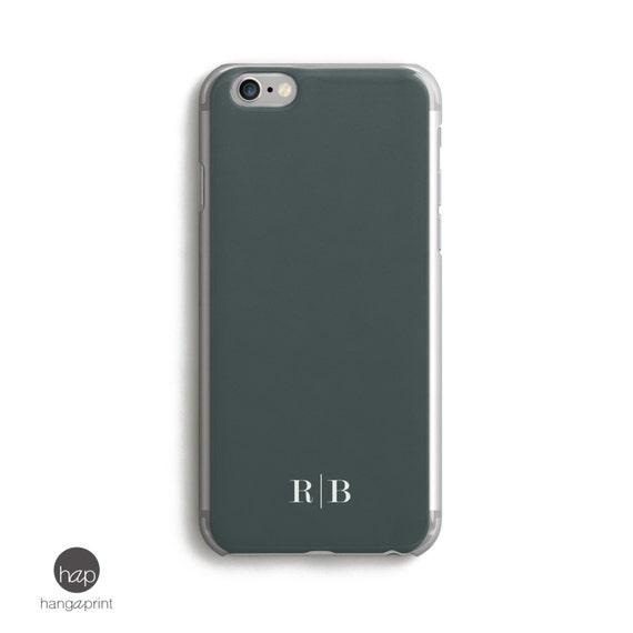 initials iphone 6 case