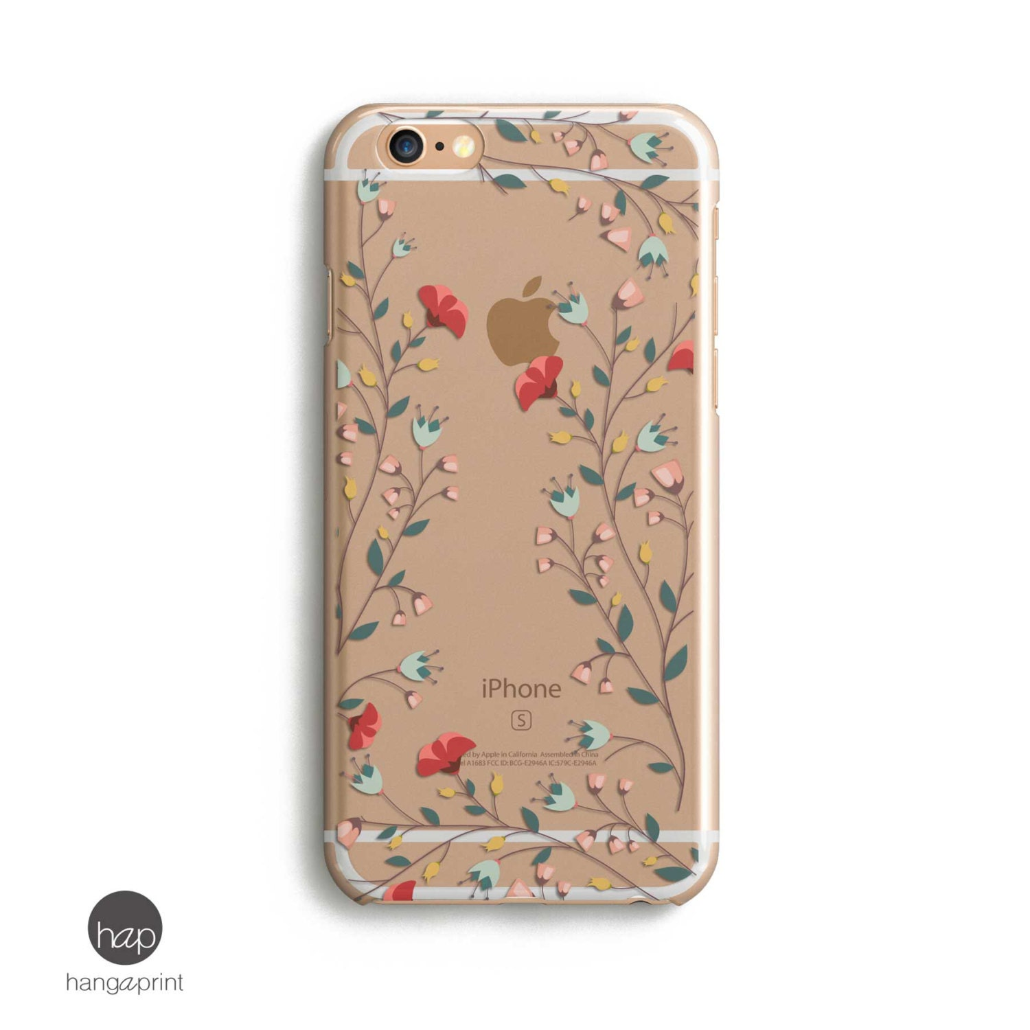 iphone 6 case with flowers