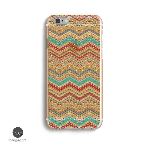 Iphone 6 Plus Case Protective Clear Iphone Case With Design Etsy