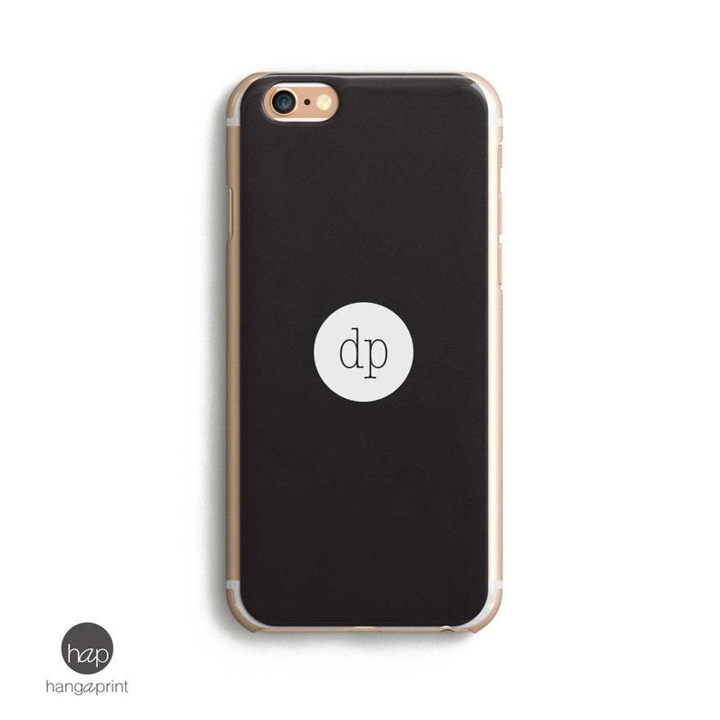 premium selection 04b08 8db58 Monogram iPhone 6s Case, Monogram Phone Case, Unique iPhone 6 Case,  Monogram iPhone Case // Pick your color