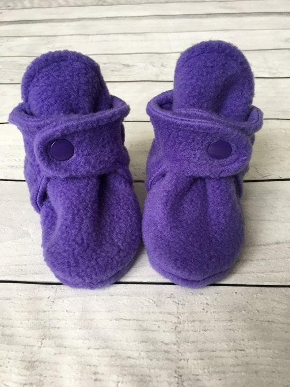 a4f5ed9908715 Fleece Baby Booties | Baby Booties | Fleece Baby Boots | Newborn Boots |  Baby Shoes | Soft Baby Boots | Baby Shower Gift