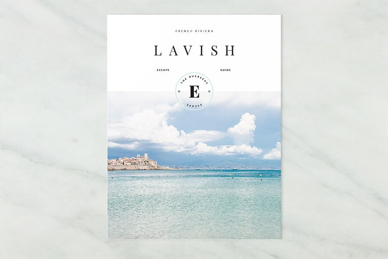 Lavish Escape  One Week Itinerary to the French Riviera image 0