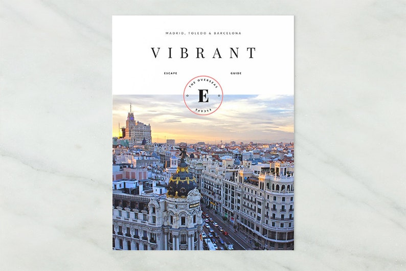 Vibrant Escape  One Week Itinerary to Barcelona Madrid & image 0