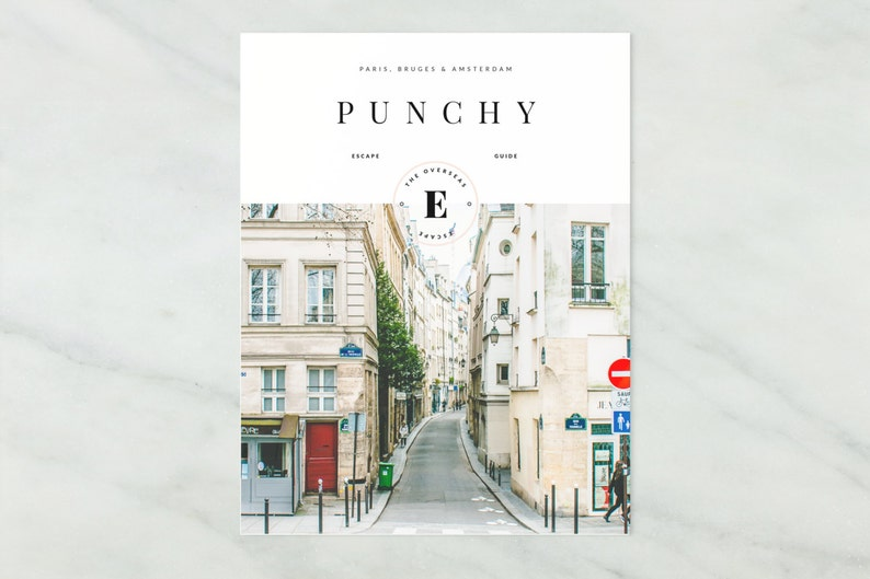 Punchy Escape  One Week Itinerary to Paris Amsterdam & image 0