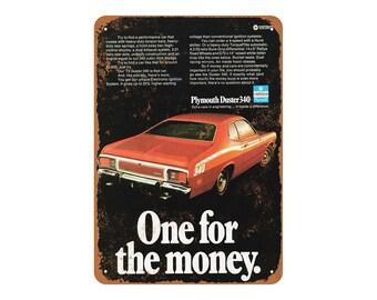 1970 PLYMOUTH AAR CUDA WALL CLOCK-FREE USA SHIP!