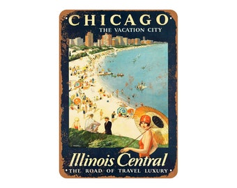 Chicago railroads | Etsy