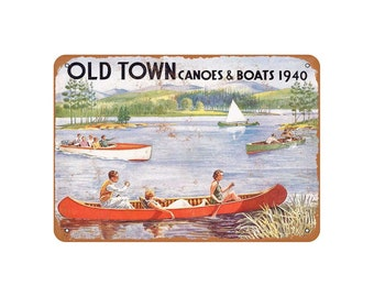Old town canoe   Etsy