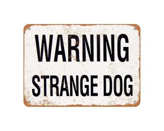 Metal Sign Vintage Look Reproduction No Trespassing Danger Explosives