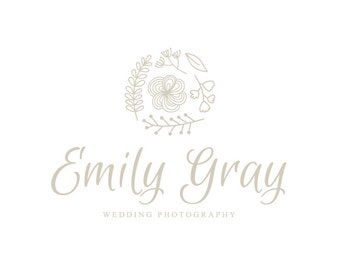 PREMADE LOGO - Emily Grey - Insta Logo