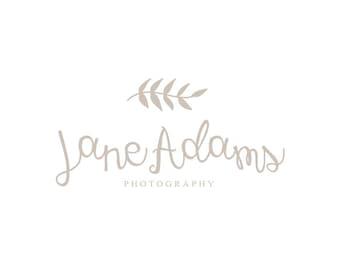 PREMADE LOGO - Jane Adams - Insta Logo