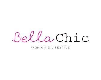 PREMADE LOGO - Bella Chic - Insta Logo