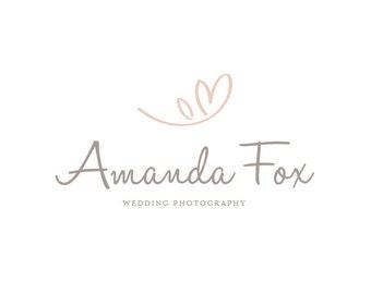 PREMADE LOGO - Amanda Fox - Insta Logo