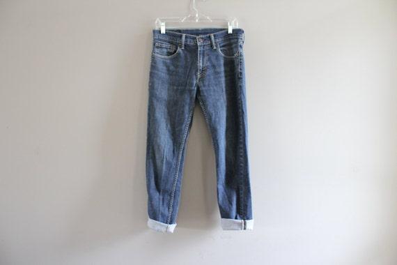 Waist 31 Levis 511 Jeans Levis Levis Dark Blue Jea