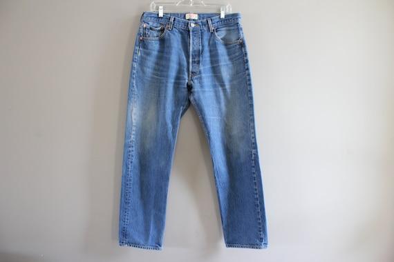 Waist 34 Levis 501 Jeans Levis  Vintage Levi's 501