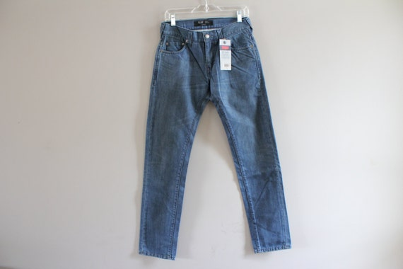 Waist 20 Levis 511 Jeans Levis Vintage Dark Blue J
