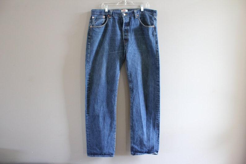 cb2cd80c Vintage Levis 501 Levis Waist 38 Vintage Levi's 501 Jeans   Etsy