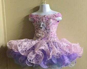 Cupcake pageant dress  e0bad0542346