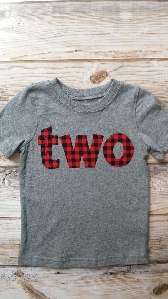 Boy 2 Birthday Shirt 2nd READY TO SHIP Boys