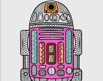 Kylo Ren Coloring Page Star Wars Coloring Page Star Wars Etsy