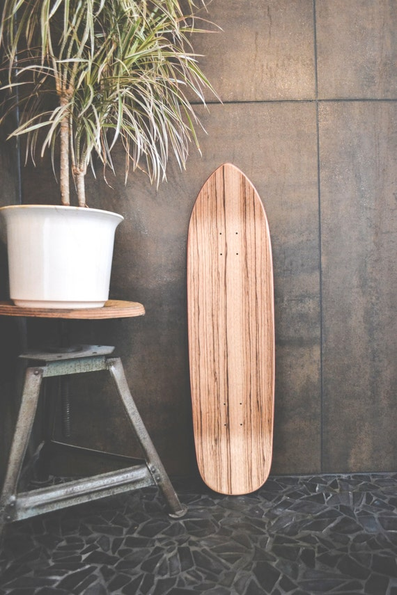 Bowl Cruiser (Zebrawood)