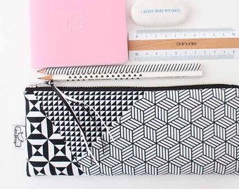 Pencil case for women by Anjesydesign