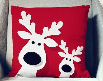 Christmas Decoration | Christmas Décor | Christmas Pillow | Christmas Pillow Case | Christmas Throw Pillow | Christmas Pillow Cover