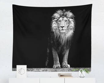 c185741988a2 Lion Tapestry