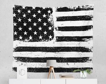 USA Flag Tapestry | USA Flag Wall Tapestry | American Flag Tapestry | USA Flag Wall Décor | Usa Flag Wall Art | Usa Flag Décor