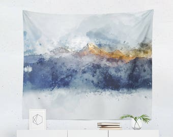 Scenic Wall Tapestry | Mountain Tapestry | Scenic Wall Hanging | Scenic Wall Décor | Scenic Tapestries | Scenic Wall Art | Scenic Art