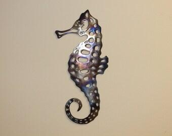 Seahorse Wall Art Etsy