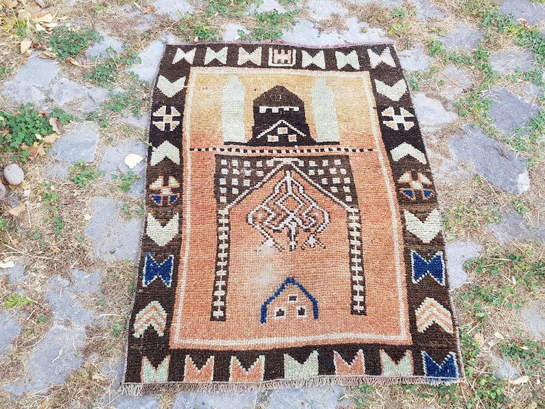 Turkish Rug Vintage Rug Area Rug Handmade Rug Runner Rug | Etsy on ideal kitchen flooring, best flooring for kitchen, vinyl floor tiles kitchen,