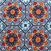 Hanlie reviewed Persian Tiles Blanket Pattern by Jane Crowfoot