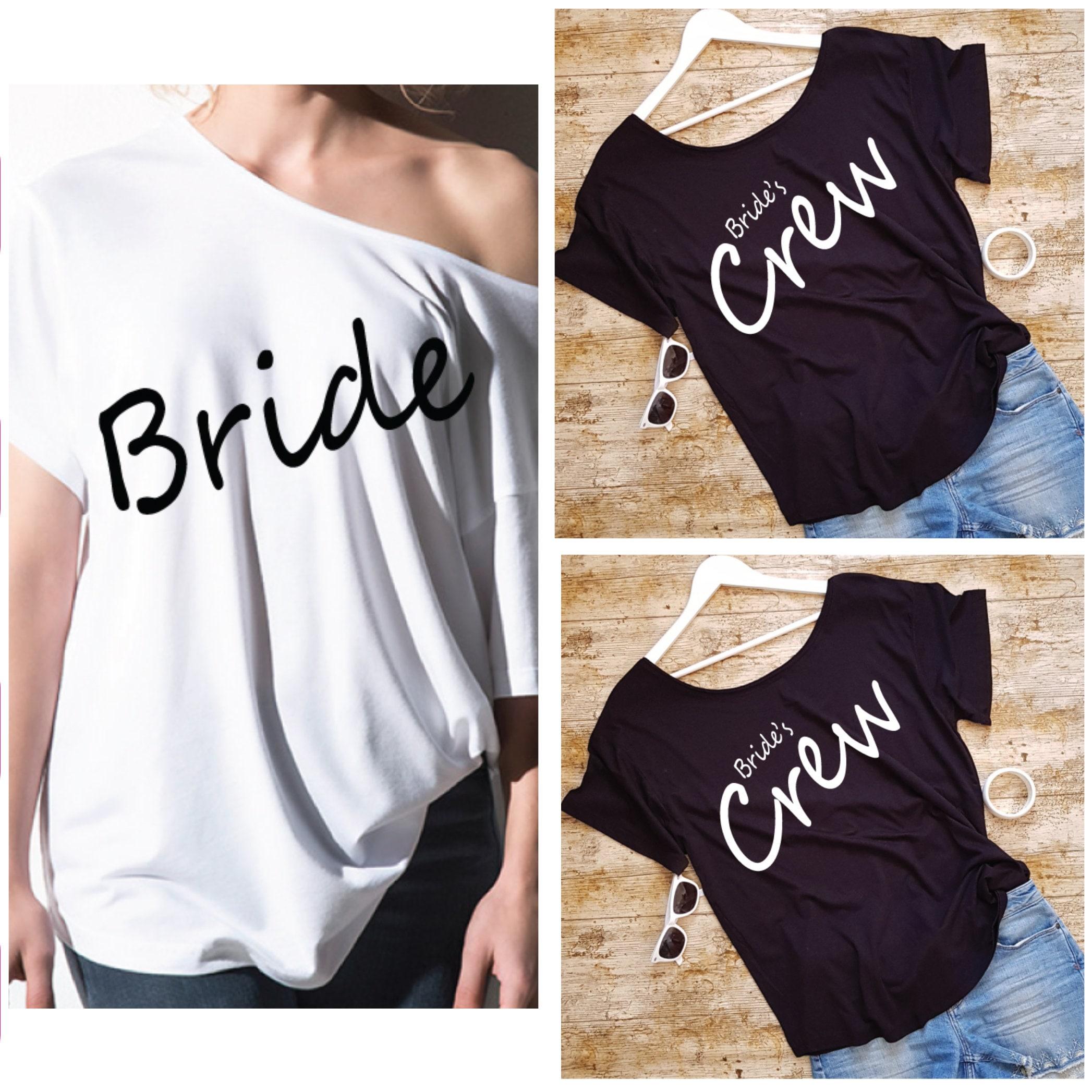 075fb38d1d SET of 3 Bachelorette Party Shirts