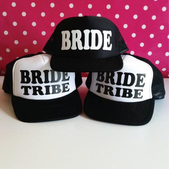 Bachelorette Party Hat. Bride Hat. Bride Tribe Hat.  61c19c8d4bca