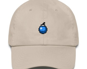 6682706d63fd16 Legend of Zelda Bomb Nintendo Dad Hat
