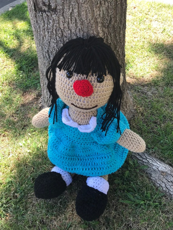 Swell Big Molly Crochet Molly Big Comfy Couch Doll Molly The Clown Molly And Loonette Molly Doll Baby Molly Ibusinesslaw Wood Chair Design Ideas Ibusinesslaworg