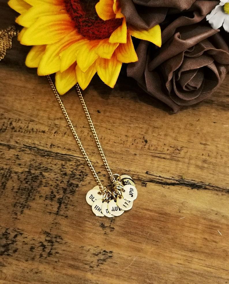 Travel necklace \u2022 Travel gift for her \u2022 22ct Gold plated necklace \u2022 Gift for traveler \u2022 Wanderlust  \u2022 Bucket list gift \u2022 Travel lover